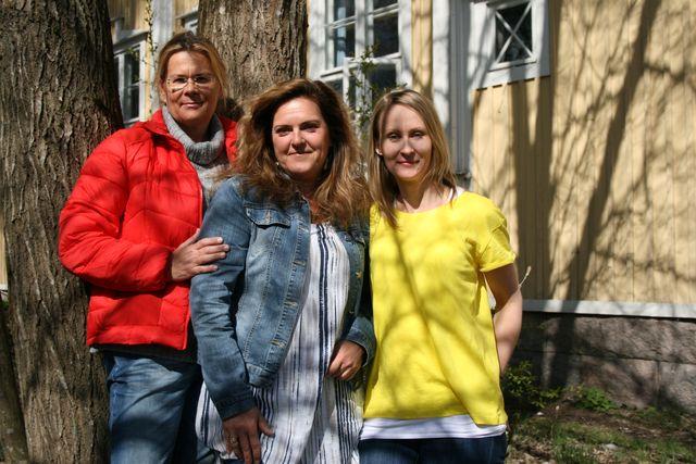 Puukoulu, kuva: Iina Eronen