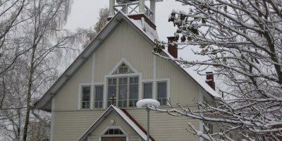 Luminen kirkko, Mauno Hari