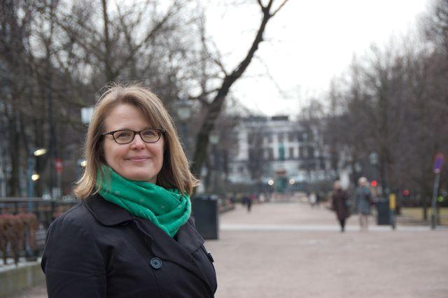 Sanna Vesikansa Henriikka Hellström