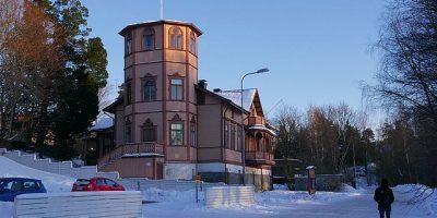 Oulunkylän Seurahuone Hannu Kurki