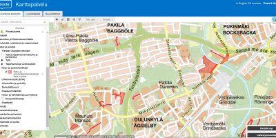Helsingin karttapalvelu