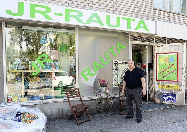 JR Rauta