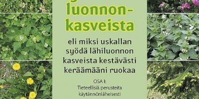 totuus syötävistä luonnonkasveista kirja
