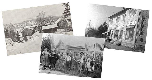 Vanhojen valokuvien keräys