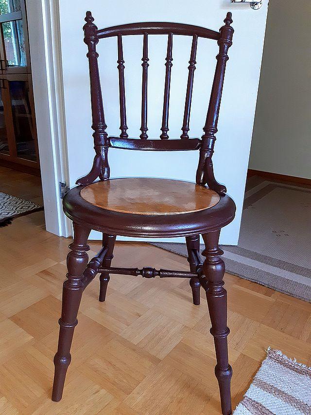 varttuneet mietteet tuoli
