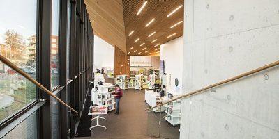 Maunulan kirjasto