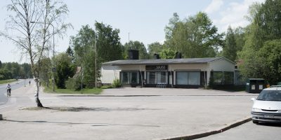 Entisen Elannon tontti Pirkkolassa Juho Nurmi Helsingin kaupunginmuseo
