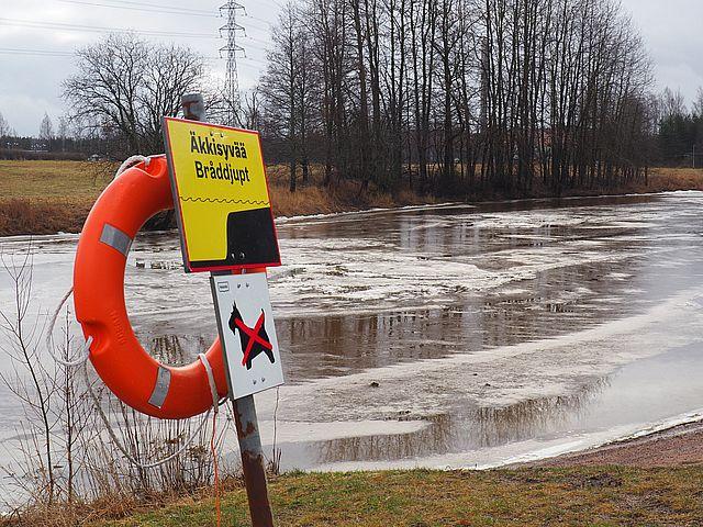Vantaanjoki Kuva Eija Varjonen-Lukkari