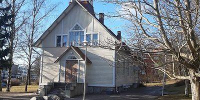 Oulunkylän puukirkko