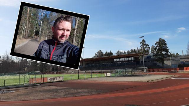 Finding Oulunkylä Pauli Jokinen