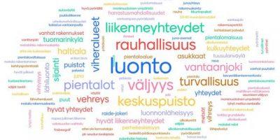 Parasta Pohjois-Helsingissä