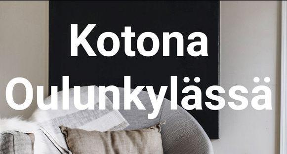 Kotona Oulunkylässä