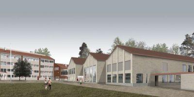 Länsi-Pakilan koulu